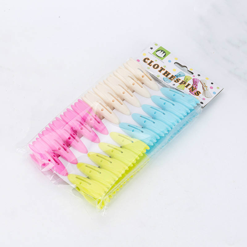High quality plastic pegs plastic clip colorful clothes pegs cloth pin clip