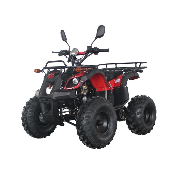 Max speed 65km/h cuatrimoto new design four strokes 125 cc gasoline atv single cylinder ZLATV-019C hot sales