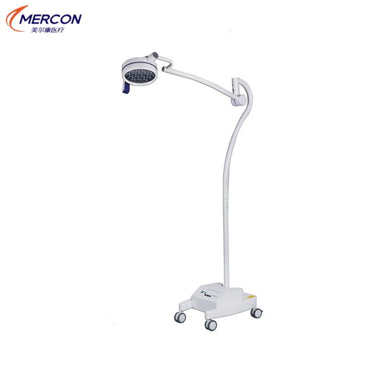 mercon hospital equipments surgical led ceiling type led dental examination lights operating light