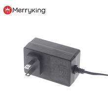 2pin plug adaptor 36W 36v 1a/24V 1.5A AC/DC power adapter with IEC62368