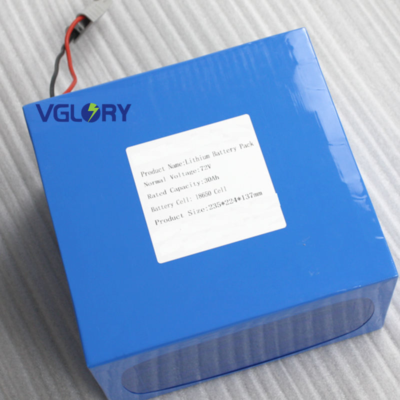 Always standby for charge 60 volt 20ah lithium battery lower price