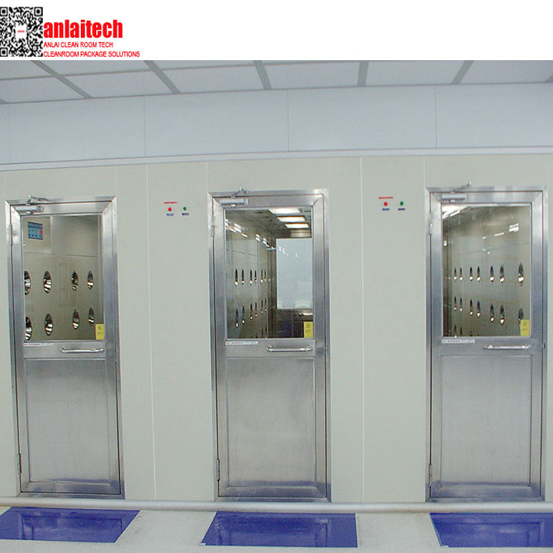 Anlaitech Industrial Cleanroom Air Shower