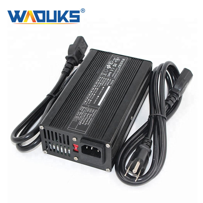 48V 3A Charger 55.2V Lead Acid Battery Charger For E-Bike Battery Float charge 58.8V