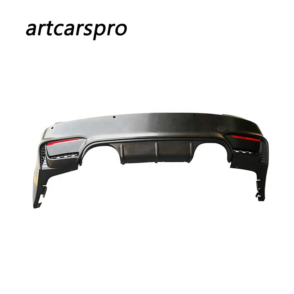 Fabbrica Carbumpers E90 M4 <span class=keywords><strong>Paraurti</strong></span> Posteriore Per bmw e90 2005 - 2012 body kit in Materiale PP