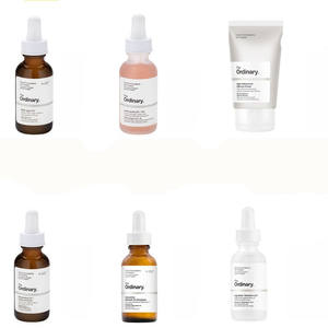 the ordinary serum the ordinary niacinamide 10% zinc 1% whitening the ordinary peeling solution