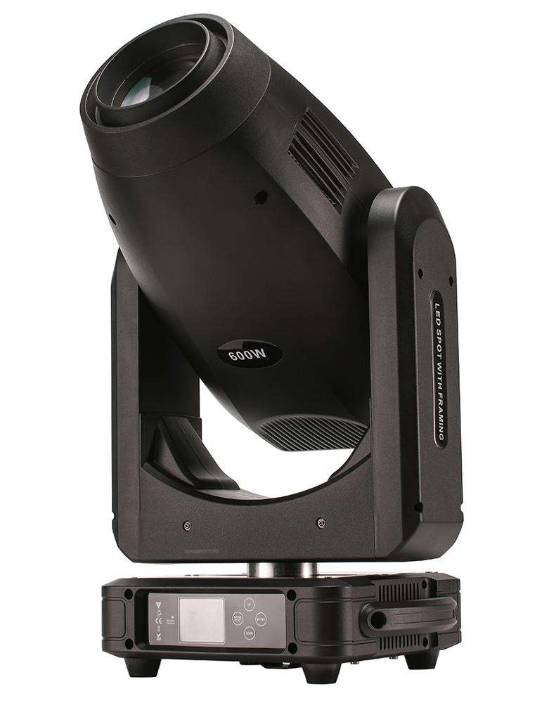 CMY 600ワットLed Moving Head Zoom Beam Spot Wash Framing Profile Hybrid Moving HeadとCTO LED Theater Light