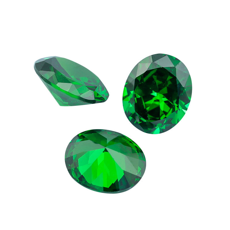 Synthetic emeralds, synthetic green stones prices per carat in rough for sale