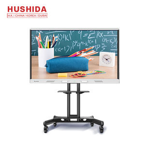 65 Inch Interactieve Flat Panel Infrarood Touch Screen Draagbare Digitale Whiteboard Fabrikant