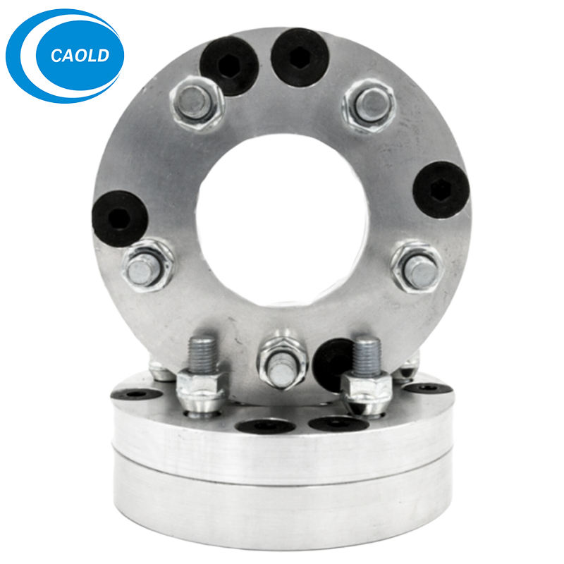 20mm Thick Hubcentric Wheel Adapters Spacer BMW E30 4x100 to 5x114.3 4 5x4.5
