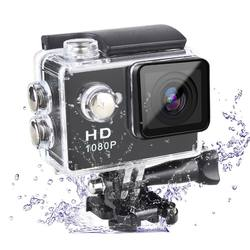 HD 1080P Waterproof Motorcycle Outdoor Sport Camera