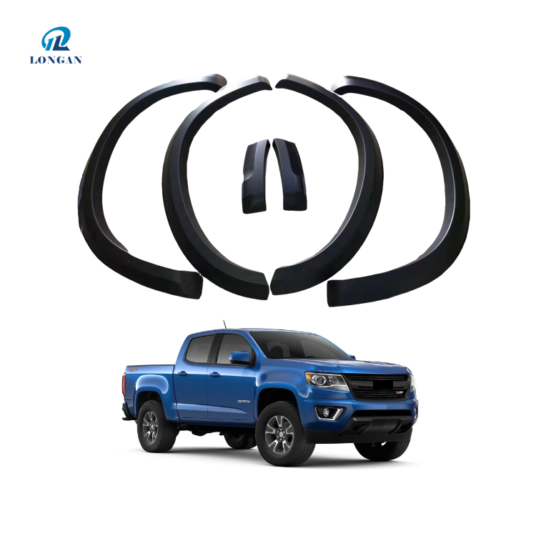 2019 Colorado Arch Wheel Eyebrow Protector Auto Parts Car Accessories Cover Slim Fender Flare