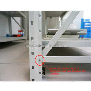 Guangzhou supplier Warehouse shelves Steel Stacking Racks Corrosion Protection Storage rack
