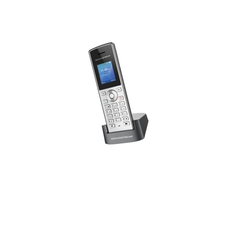 Grandstream Porable Affordable Cordless Wi-Fi Mobile IP Phone WP810