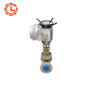 China Manufacturer Z941H WCB Electric Flanged Gate Valve