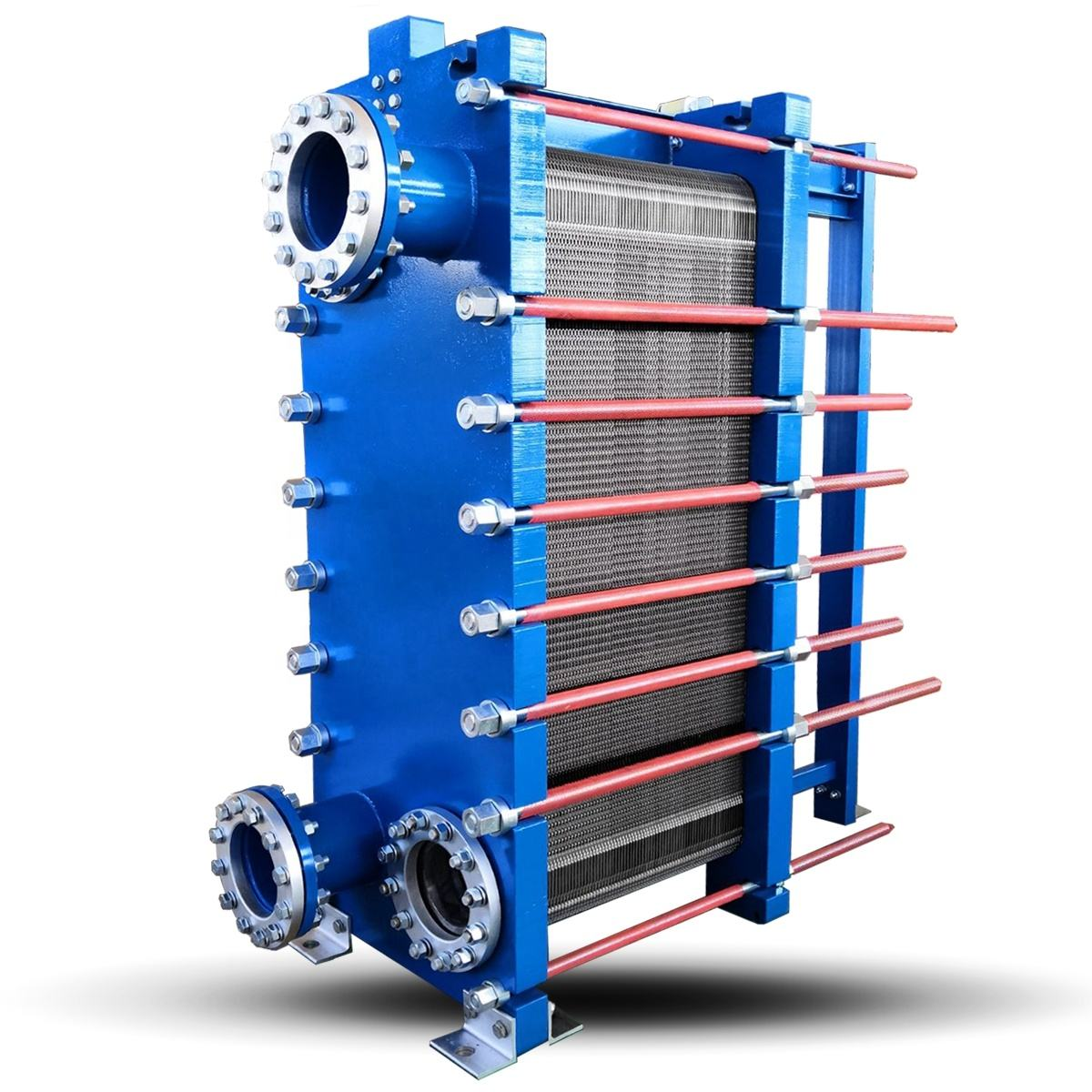 Industri Gasket Plate Heat Exchanger Korea