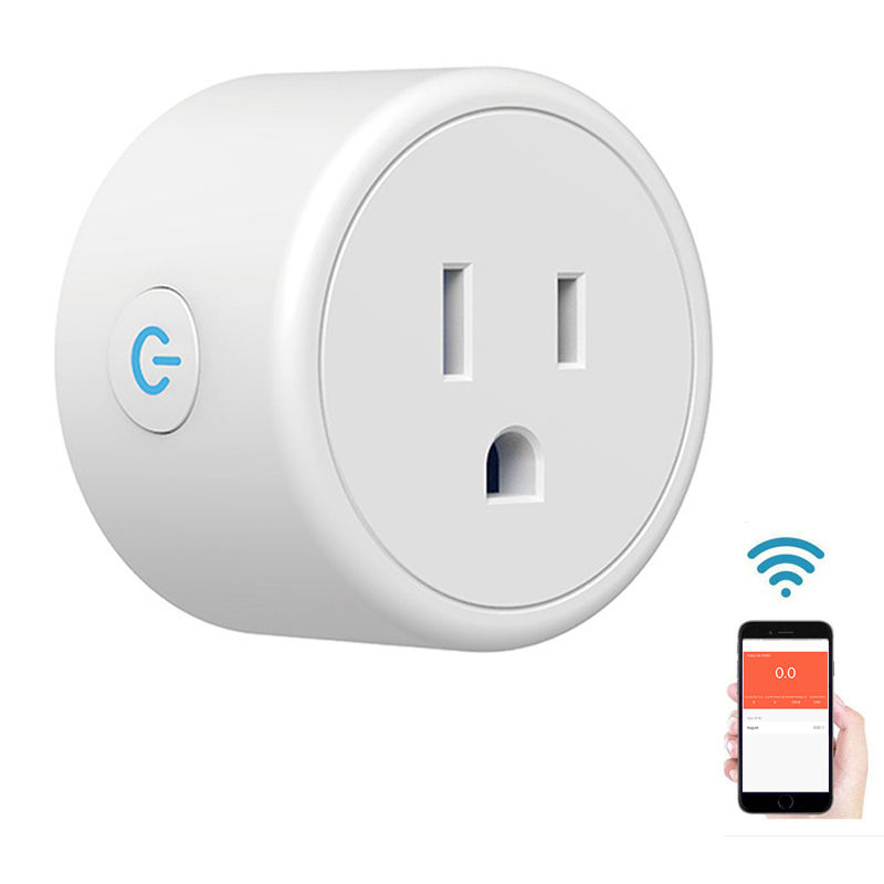 Smart WIFI Soket Kami Jenis Konektor Mini Tanpa USB Port Smart Rumah Produk