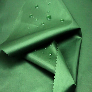 POLYESTER SLIPPERY FEEL COLORS 210T 190T TAFFETA THIN BREATHABLE WATERPROOF LINING FABRIC