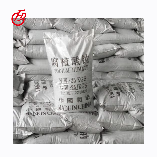 Best price! Factory Customized Product powder, granular and flakes 75% 80% 85% 95% sodium humate