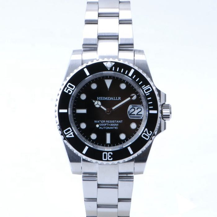 2020 Diver Noob Steel Luxury automatic submarine watch