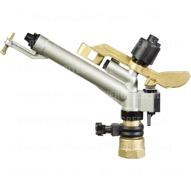 brass material agricultural water cannon rain gun big sprinkler
