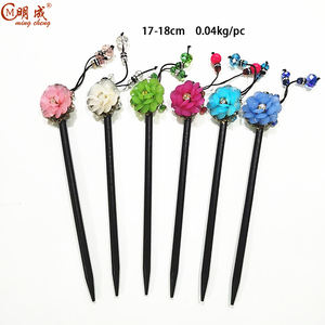 New design chinese Japanese and Korean national classic style retro classical bride's hair stick clip,hair sticks jewelry wood