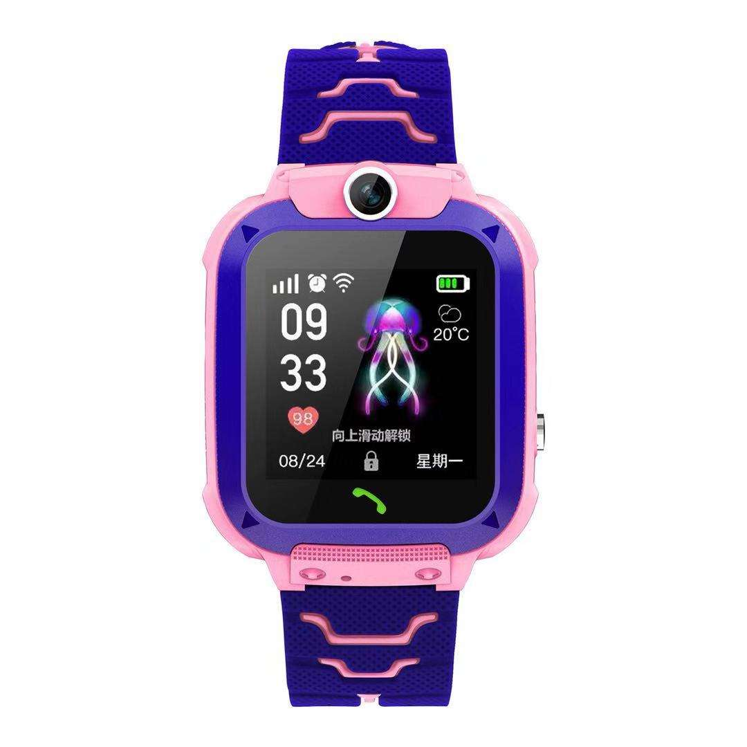 2019 Kids Smart Watch 4G GPS WIFI Tracking Video Call Waterproof SOS Voice Chat Children Watch Care For Baby Boy Girl Smartwatch