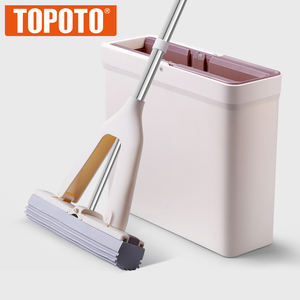 TOPOTO 2019 혁신적인 Design Magic PVA MOP 통 Set