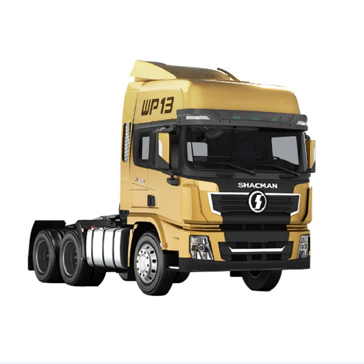 Best Tractor Truck SHACMAN X3000 4*2 6*4 brand new product for logistical transportation