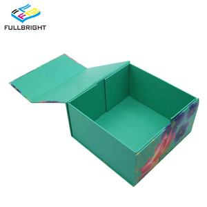 Luxury Magnetic Cardboard Foldable Collapsible Cosmetic Skin Care Large Bridesmaid Proposal Wedding Paper Gift Box