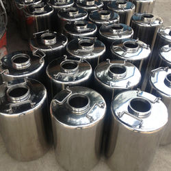 Factory Direct Stainless Steel Bucket For Industry
