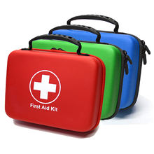 Medical Equipment Mini First Aid Kit for Car EVA First Aid Kit Box travel (CE,FDA ISO Approved)