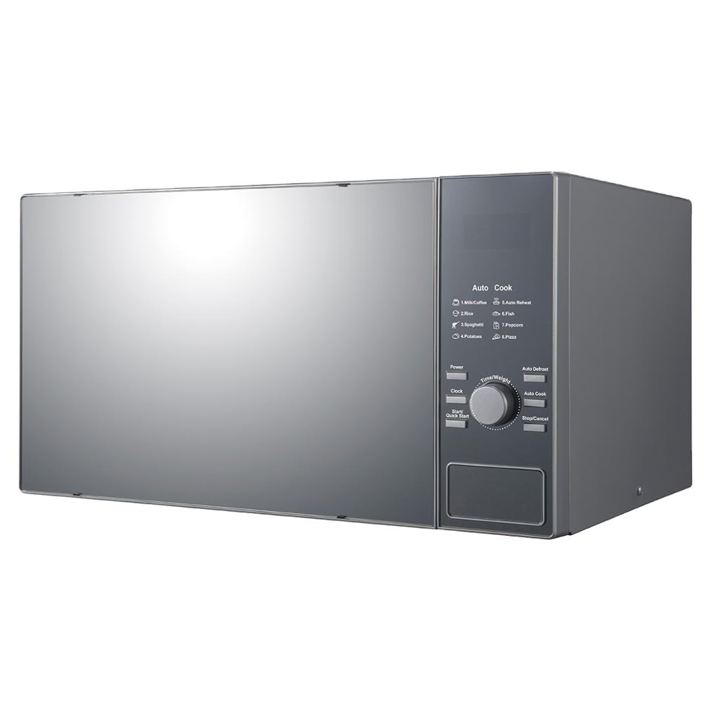 30L 900W Countertop Digital Control Board Microwave Oven