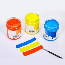 12 Color Professional Wall Painting Textile Shoes Graffiti Hand Painted DIY Acrylic Paint Set