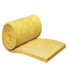 Cheap fire insulation rockwool 50mm thick rock wool blanket with wire mesh