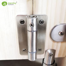 Stainless Steel 304 Toilet Partition Hardware Toilet Cubicle Spring Hinge