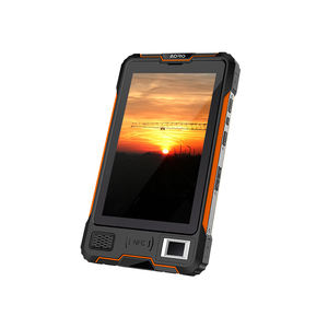 Dual SIM NFC Atex Tablets PDA IP67 Waterproof LTE RFID Industrial Tablette Android Rugged Tablet PC