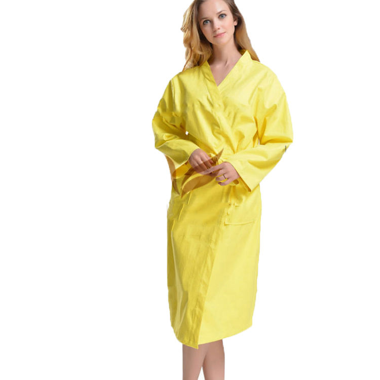 Hotel Spa Super Warm Cute Women's Bathrobe Super Soft Dual Bathrobe for Women
