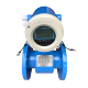 Flow Meter Water Electromagnetic Flow Meter Sewage Water