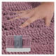 Anti Slip Hotel Toilet Mat Bathroom Microfibre Bath Floor Mat slip bathroom floor bath rugs set