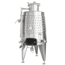 15BBL Wine Tank Stainless Steel Wine  Fermentation Tank Fermenting Equipment From Shandong HG Machinery Co., Ltd