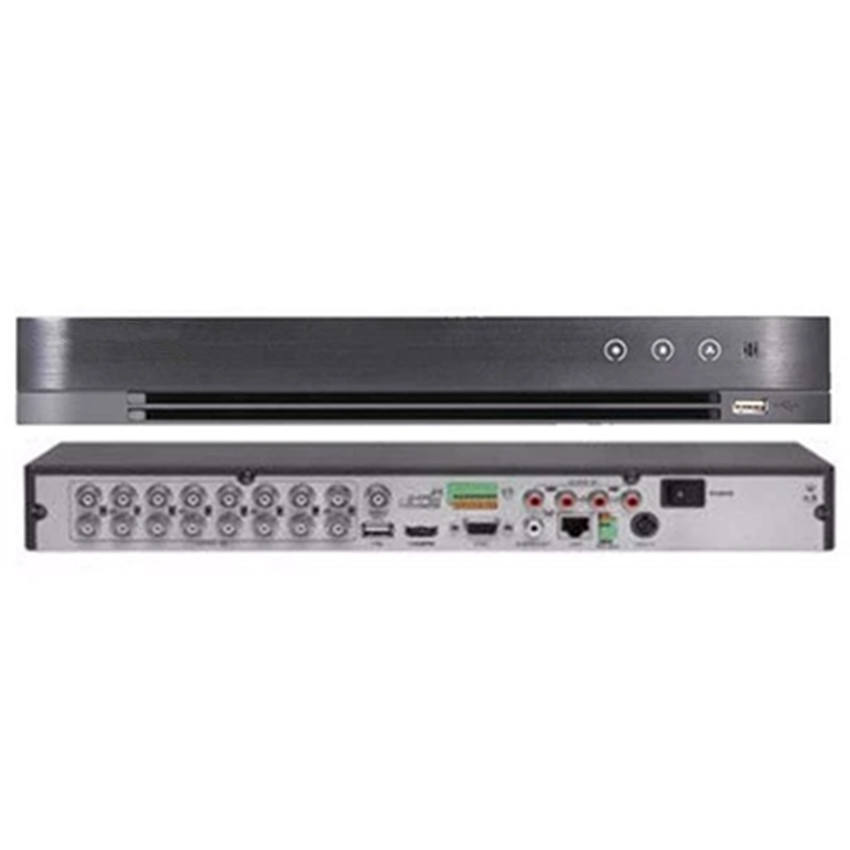 DS-7216HQHI-K2 4MP 16CH Turbo HD DVR Full Channel Recording up to 4MP Lite Resolution Digital Video Recorder