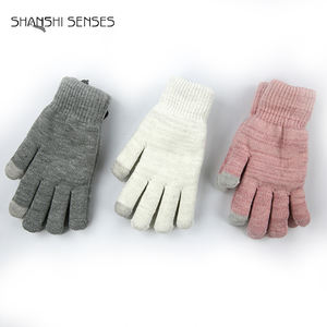 custom designed autumn and winter mittens gloves