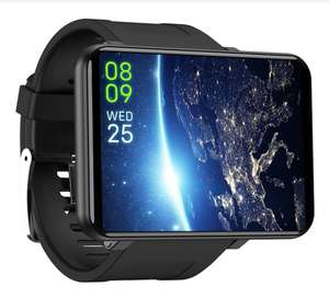 4G android smart watch support android 7.1. 2.86inch CAMERA 5.0MP smartwatch large battery 2880mAh domiwear 2020