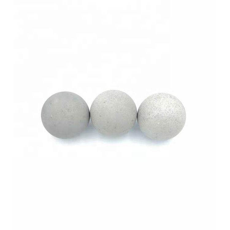 High hardness Blank unpolished tungsten carbide steel ball