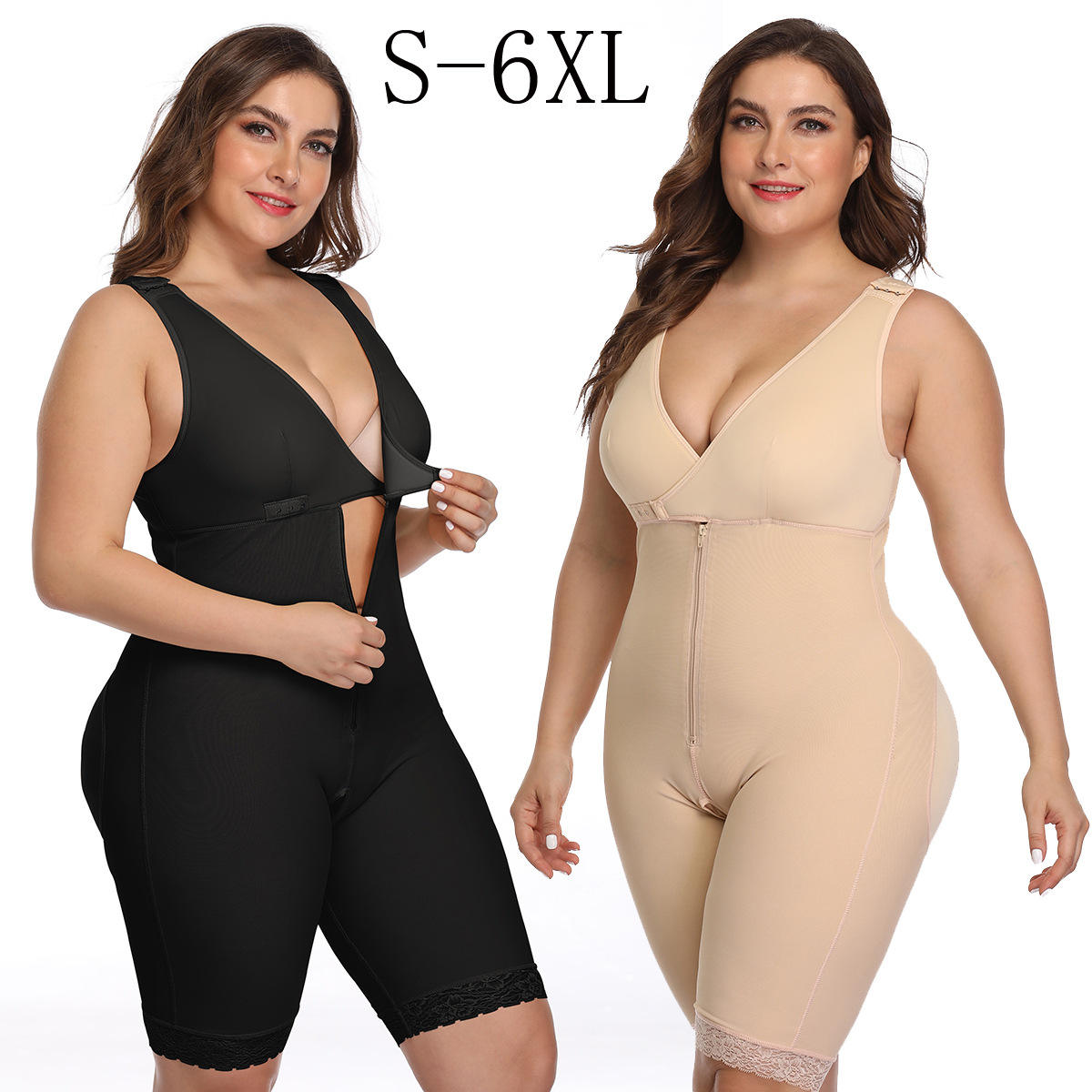 Full Body Shapewear For Weight Loss Slimming corset shaper tight bodysuits for women