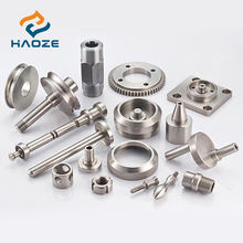 Metallic passive Component 4 Axis milling and turning CNC precision custom Machining machined Aluminum Steel metal parts service