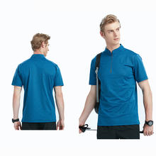 bulk buy clothing mens polo shirt short sleeve shirt for outdoor wear