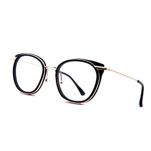 Wholesale 2020 Blue Light Blocking Glasses Metal Spectacle Eyewear Eye Glasses Optical Eyeglasses Frames For Women And Men