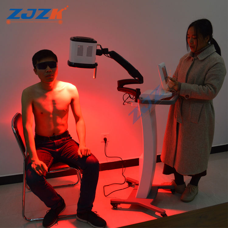 Physical Therapy Medical Equipment Therapy Laser Pain Relief Therapy Machine