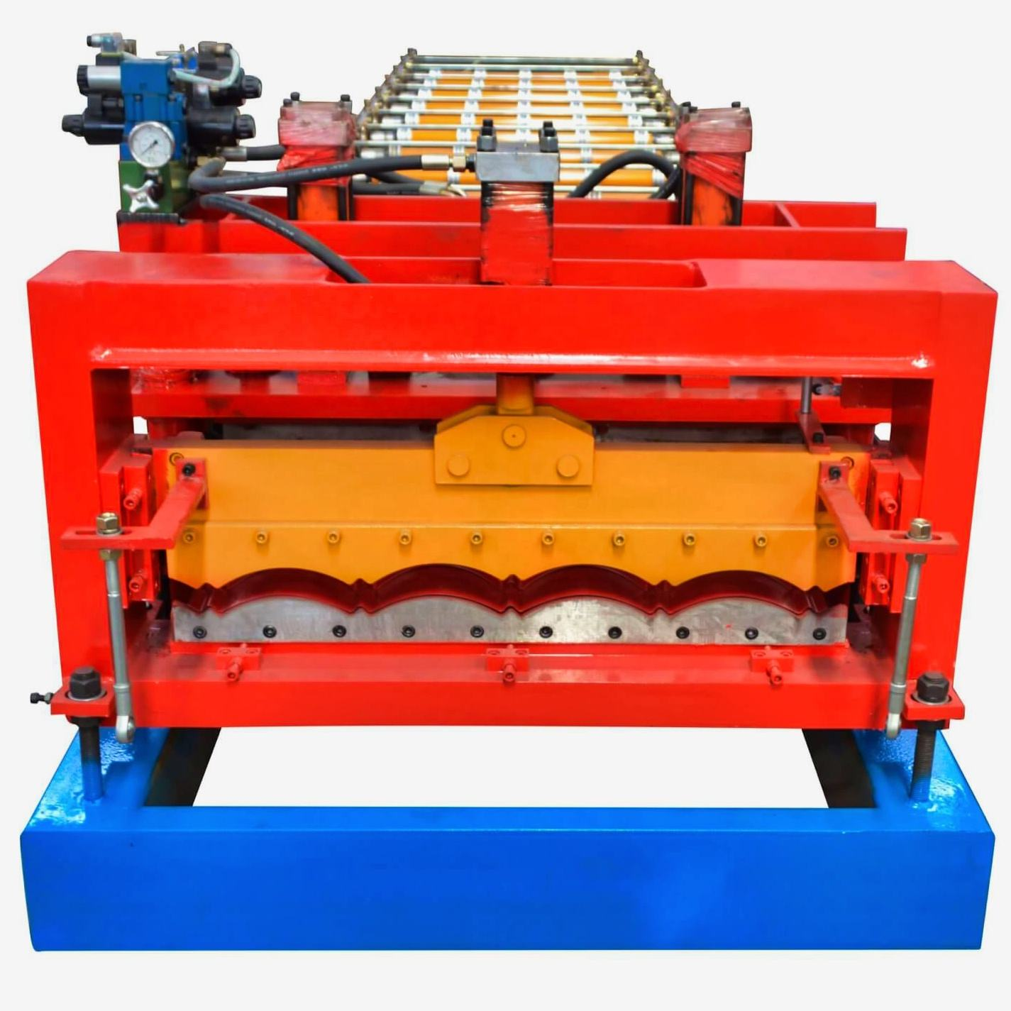 Roof Shed Sheet Cold Roll Forming Machine
